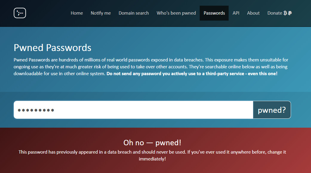 1.4bn passwords and personal data found for sale on Dark Web