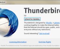 How to encrypt Thunderbird email
